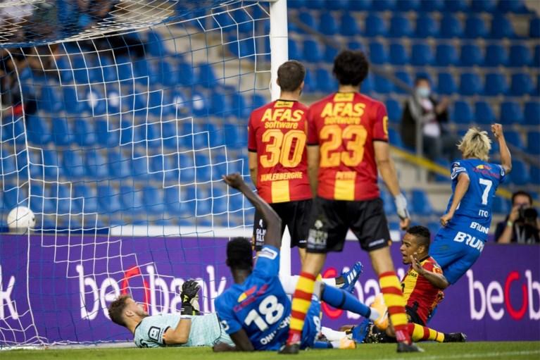 Genk recht de rug na droomstart voor KV Mechelen en wint eerste match na ontslag Wolf
