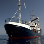 Duits schip Alan Kurdi redt meer dan honderd migranten uit zee
