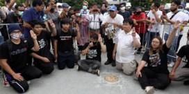Thaise demonstranten verklaren de 'overwinning' na historisch protestweekend