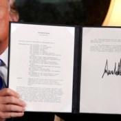EU wijst herinvoering sancties door Washington van de hand