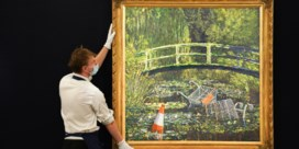 Iemand vijf miljoen euro voor een Banksy?