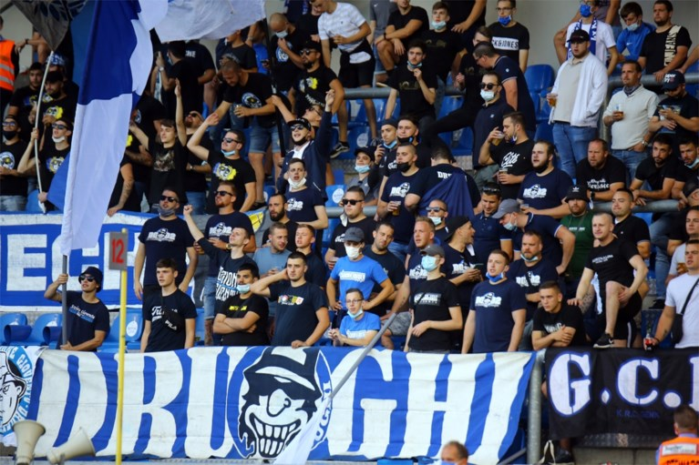 Wangedrag fans komt Racing Genk duur te staan: komend thuisduel helft minder supporters toegelaten