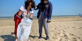 Meer dan 3.000 liter afval van strand gehaald