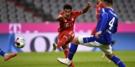 Bayern en Dortmund overstijgen Bundesliga