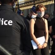 Anuna De Wever opgepakt bij klimaatactie