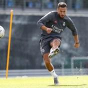 Geen vrije dag voor Eden Hazard: Rode Duivel zet zijn herstel verder in Madrid