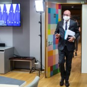 LIVEBLOG. Europees Raadsvoorzitter Charles Michel in quarantaine