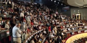Opera in Madrid stilgelegd na protest van publiek