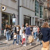 LIVEBLOG. Winkelen mag weer met meer dan twee én zo lang je wil