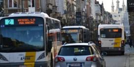 Minder bussen door centrum Leuven en beter aanbod vanaf 2022