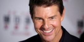 Tom Cruise gaat volgende jaar de ruimte in