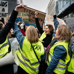 Klimaat weer op agenda zetten met de handrem op