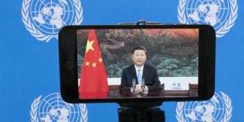 Groen plan van Xi is 'klimaatnieuws van het jaar'