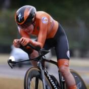 Nederlandse Van der Breggen wereldkampioene tijdrijden