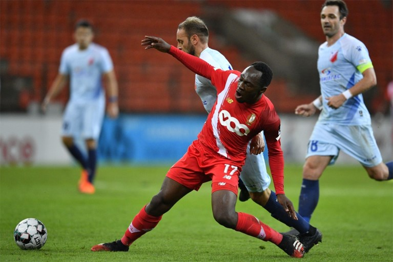 Amallah verlost Standard in verlengingen: Rouches spelen play-offs voor plek in de Europa League