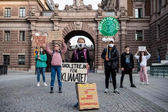 Klimaatjongeren trekken wereldwijd opnieuw de straat op