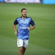 """Eden Hazard staat dicht bij rentree bij Real Madrid: """"Geen last meer van enkel, het is een kwestie van een beetje tijd"""""""