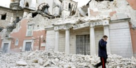 Vinden aardbevingen vooral 's nachts plaats?