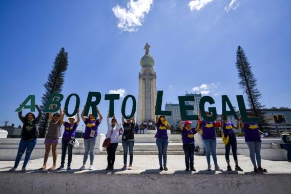 Salvadoraanse vrijgelaten na zes jaar in cel voor miskraam