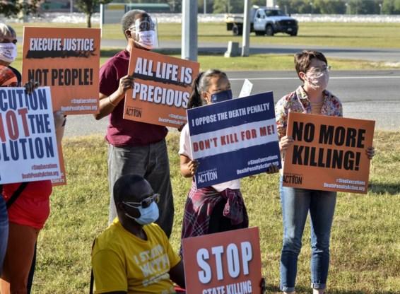 Zevende federale executie op drie maanden in Verenigde Staten