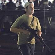Zeventienjarige schutter aangeklaagd voor doden demonstranten