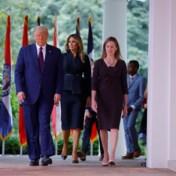 Trump draagt Amy Coney Barrett officieel voor als kandidaat-rechter Hooggerechtshof