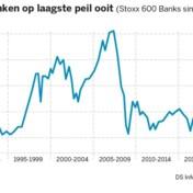 Europese banken versus Amerikaanse techno
