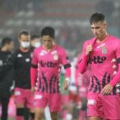 Inspiratieloos Charleroi lijdt eerste puntenverlies