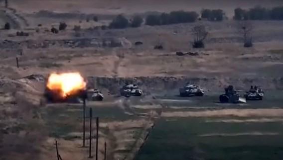 Vergeten oorlog in Azerbeidzjan laait op