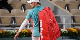 Goffin mag meteen inpakken op Roland Garros, Mertens vlot naar tweede ronde