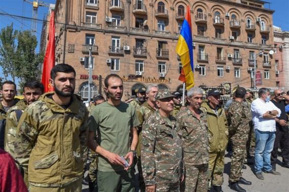 Conflict Nagorno-Karabach: gevechten duren voort, al minstens 39 doden