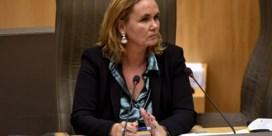 Homans moet coronatest ondergaan, Dewinter voorzitter Vlaams Parlement tijdens septemberverklaring