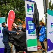 Veertien Leuvense mobipunten officieel geopend op Autoloze Zondag