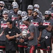 Miami Heat staat voor de zesde keer in de NBA-finale