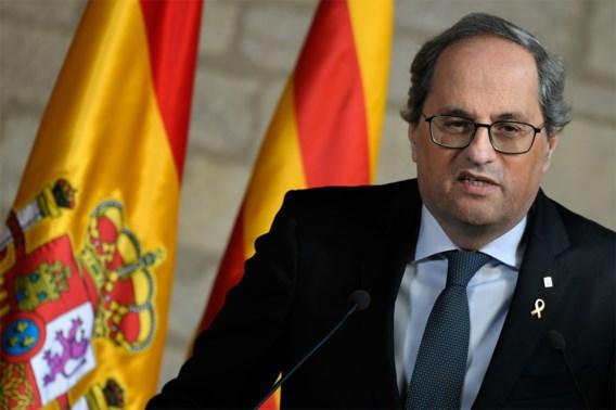 Catalaanse minister-president moet opstappen na veroordeling