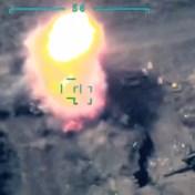 Leger verspreidt dronebeelden van militaire aanval op Armenië