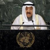 91-jarige emir van Koeweit overleden