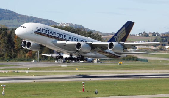 Singapore Airlines biedt toch geen 'vluchten naar nergens' aan
