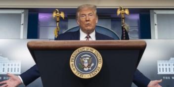 'Slimmerik' Trump heeft dit al eerder meegemaakt