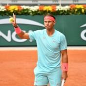 ROLAND GARROS. Titelverdediger Rafael Nadal stoomt door naar derde ronde, ook Thiem en Wawrinka kwalificeren zich