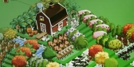 Laatste oogst voor Farmville