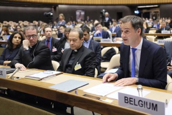 Uitgesproken internationaal en pro-Europees