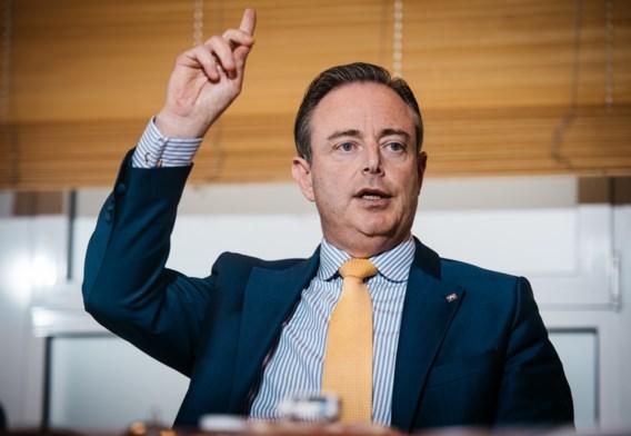 Bart De Wever pleit voor Angelsaksisch kiessysteem