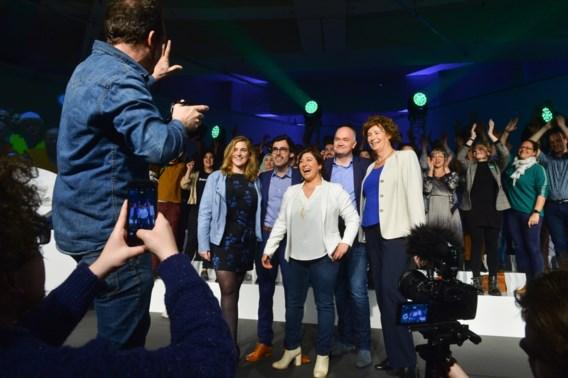 Petra De Sutter wint in race naar de regering nipt van Kristof Calvo