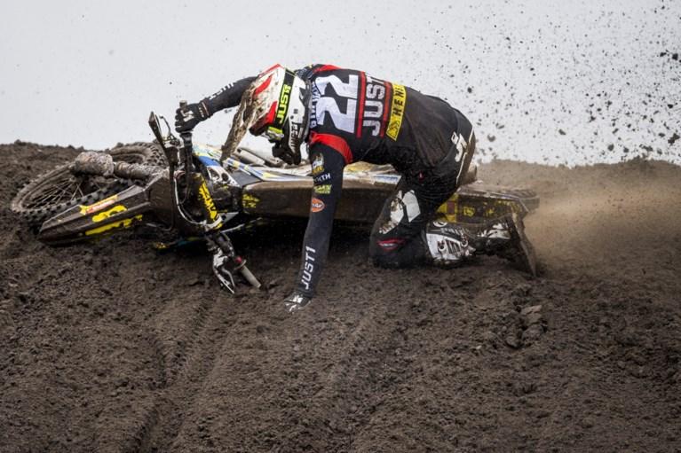 Motorcrosser Kevin Strijbos zet na heupoperatie punt achter seizoen vol blessureleed