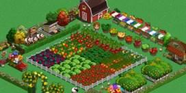 Laatste oogst voor 'Farmville'