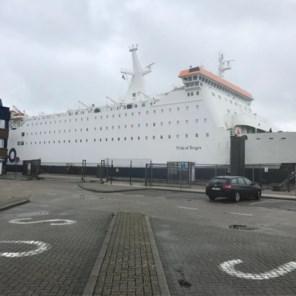 Veerdienst tussen Zeebrugge en Hull geschrapt