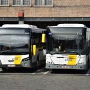 Privébussen springen vanaf maandag in bij De Lijn