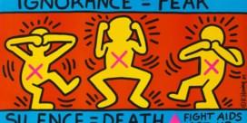 Persoonlijke kunstcollectie Keith Haring geveild voor 4,6 miljoen dollar