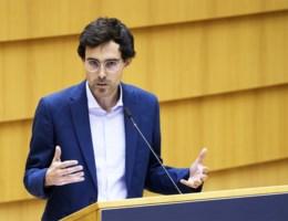 Theo Francken over Kristof Calvo: 'Een groot politicus'